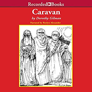 Caravan audiobook cover art