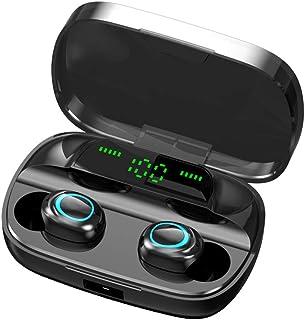 comprar comparacion Rayfit Mini Auriculares Bluetooth 5.0 Inalámbricos TWS Estéreo In Ear Auriculares Deportivos Micrófono Manos Libres con Ca...