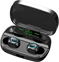 Rayfit Mini Auriculares Bluetooth 5.0 Inalámbricos TWS Est
