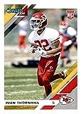 2019 Donruss #280 Juan Thornhill Kansas City Chiefs Rookie Football Card. rookie card picture