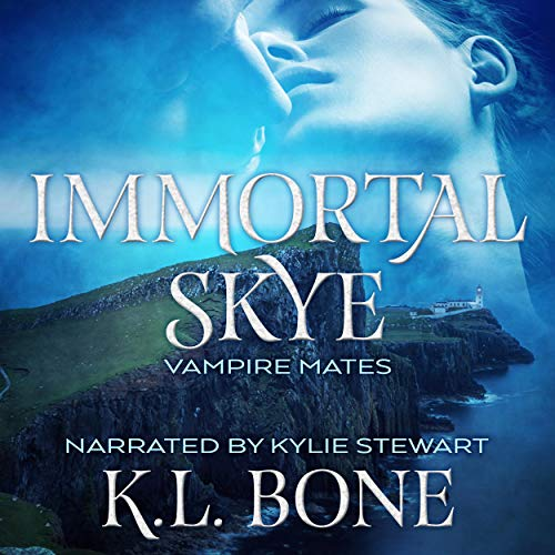 Immortal Skye audiobook cover art
