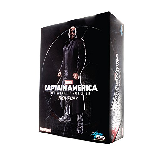 Dragon Models - Dm38107 - Figurine Cinéma - Nick Fury - Action Vignette - Echelle 1/9