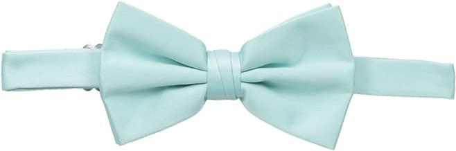 STACY ADAMS Men's Satin Solid Bow Tie