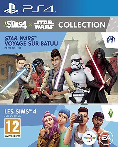 Les Sims 4 + Pack de jeu Star Wars : Voyage sur Batuu (PS4)