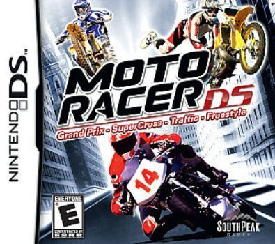 Moto Racer DS At the price Nintendo Game Motoracer Free Shipping New NDS