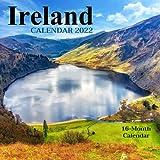 Ireland Calendar 2022: Monthly Square Calendar 2022-2023, 16 Month Calendar, Home And Office Calendar, Travel Calendar For Women And Men