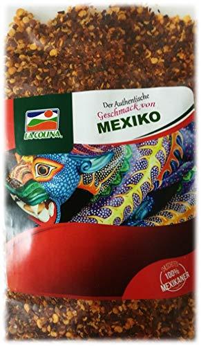 Chili Cascabel geschrotet 100g   Der authentische Geschmack Mexikos
