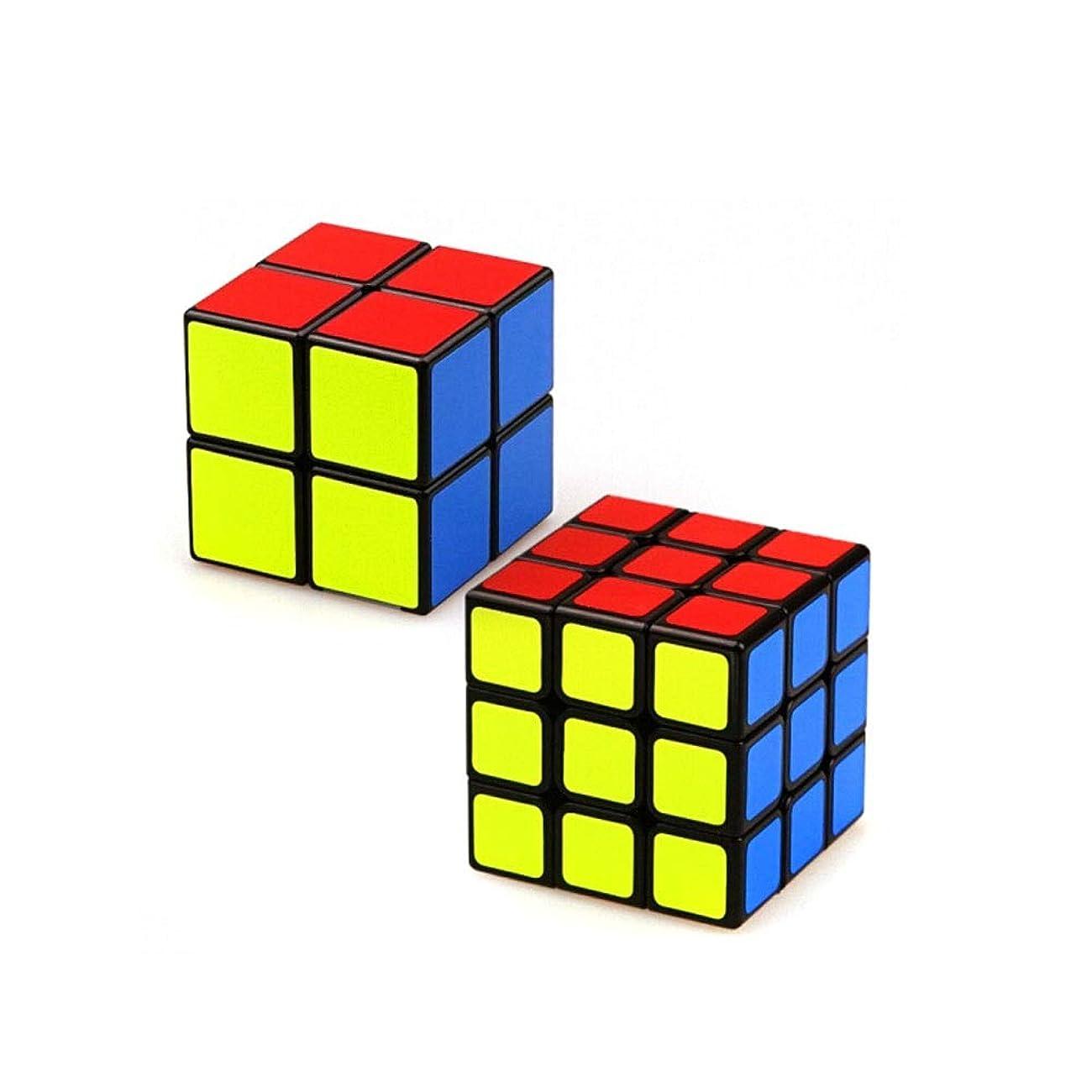 エラー強制的倒錯Hongyushanghang ルービックキューブ、一緒に詰め込まれた4つのスタイリッシュな小さなキューブは、プロのスモールゲーム、スムーズな品質として使用することができます(2次/ 3次/ 4次/ 5次) 使いやすい (Edition : Two-order~Fifth-order)