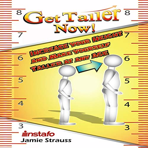 Get Taller Now! audiobook cover art