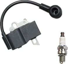 Euros 1139 400 1307 Ignition Coil with Spark Plug for Stihl MS171 MS181 MS211 Chainsaw