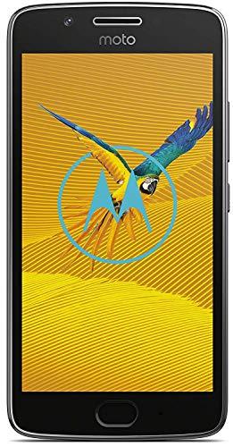 Motorola Moto G5 Smartphone (5 Zoll) 16GB Lunar-Grau