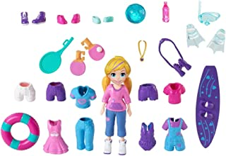Polly Pocket Awesomely Active Pack Standard