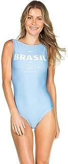 Body Regata Brasil AZUL M A
