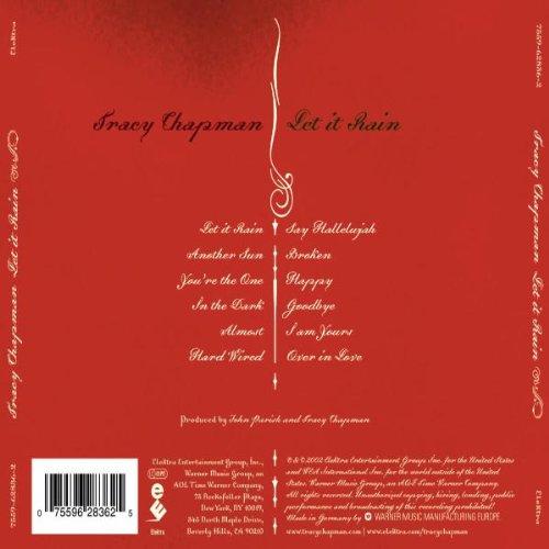 Let It Rain (International Version with Bonus Track)