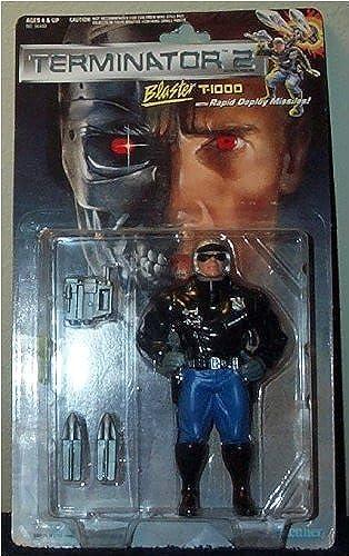 Con precio barato para obtener la mejor marca. Terminator 2 Blaster T-1000 with Rapid Deploy Deploy Deploy Missiles Action Figure  mejor moda