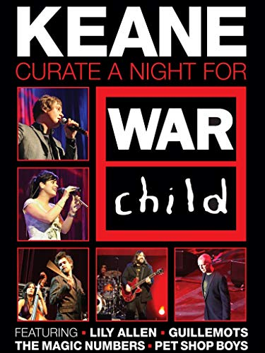 Various Artists - Keane Curate A Night For War Child