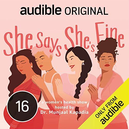 Menopause cover art