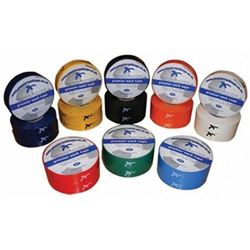 Premier Fußball-Schienbeinschoner / Schienbeinschoner, verschiedene Farben, Orange, Einheitsgröße