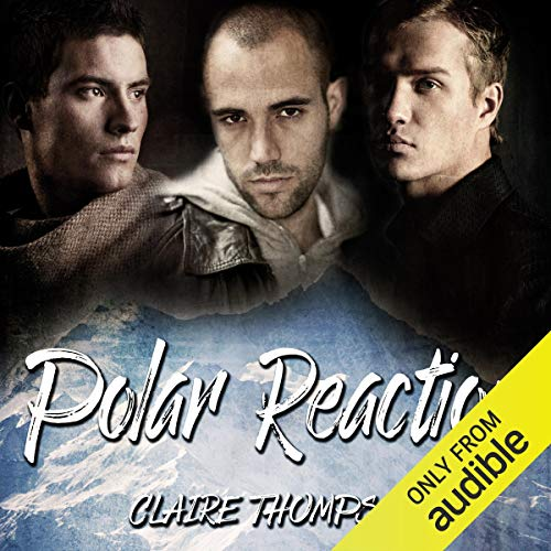 Polar Reaction audiobook cover art