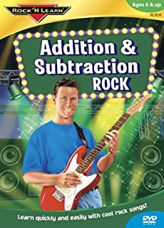 Addition & Subtraction Rock by Rock 'N Learn