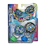 Beyblade- Hypersphere Rock Dragon & Ogre (Hasbro E7726ES0)