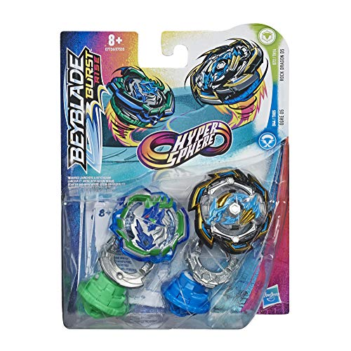 Beyblade- Hypersphere Rock Dragon & Ogre...
