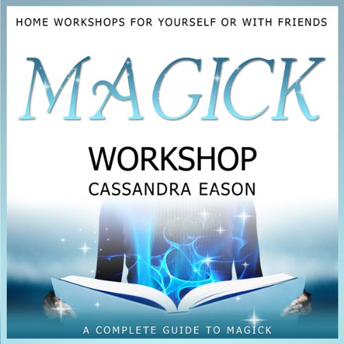 Magick Workshop audiobook cover art