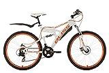 KS Cycling Vélo entièrement VTT, 26'', Bliss, Hauteur du Cadre 47cm, Mixte,...