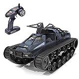 dataoeryingshiwenhuachuanmei 1:12 - Armadura de control remoto 4WD 2.4G RC para simulación de terreno todoterreno Offroad Crawler 12 km/h, alta velocidad Drift, modelo de juguete