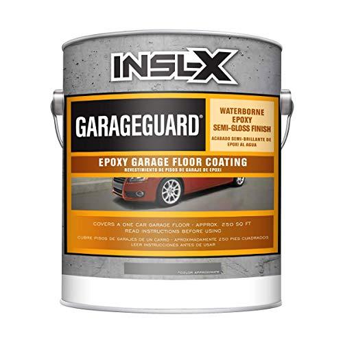 INSL-X EGG310S9A-1K Garage Guard Waterbased Epoxy...