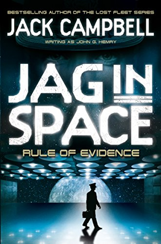 Rule of Evidence (JAG in Space Book 3) (English Edition)