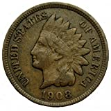 1908 Indian Head Cent