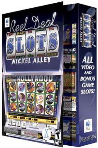 Reel Deal Slots Nickel Alley - Mac
