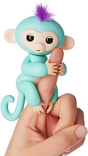 wowwee fingerlings interactive baby monkey zoe