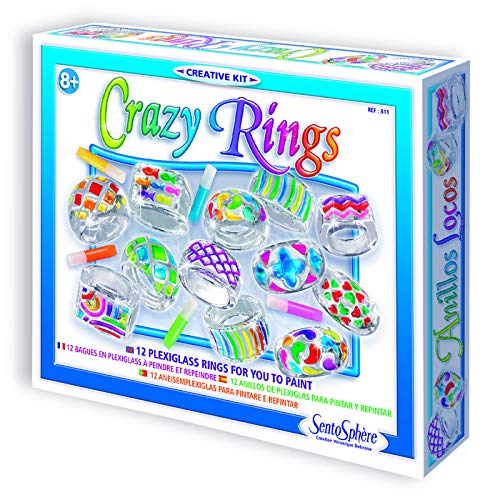 Sentosphere Crazy Rings 12 rings by SentoSphere