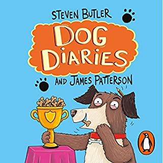 Dog Diaries cover art