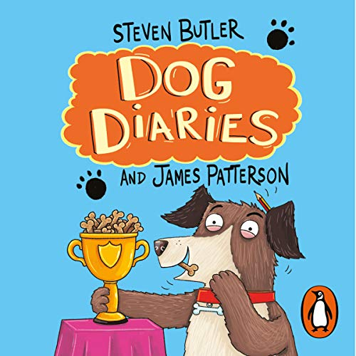 Dog Diaries cover art