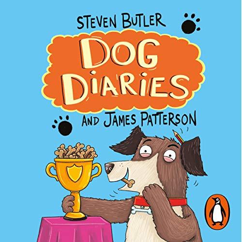 Dog Diaries audiobook cover art