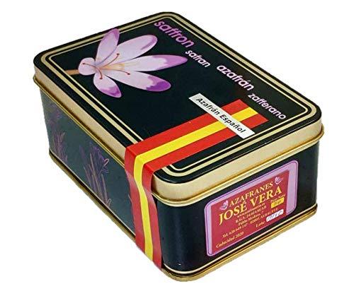 Zafferano spagnolo di qualità suprema (Cat. I Iso 3632-2), Elaborazione tradizionale, ottimo aroma e sapore, 20g