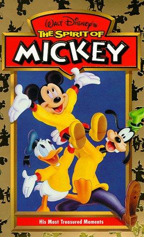 Spirit of Mickey [VHS]