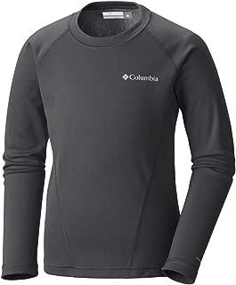 Columbia Kid's Baselayer Midweight Crew 2 L/S Shirt Black