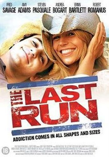 Last Run (Pal/Region 2) Reino Unido DVD