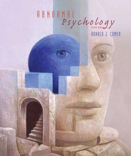 Abnormal Psychology, Fifth Edition