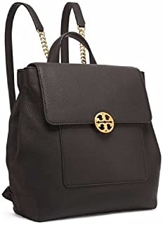 Tory Burch Casual Daypacks Backpack For Women, Black (48733-001)
