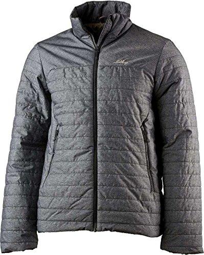 Lundhags Damen Alokh Jacket Winterjacke Damenjacke Übergangsjacke Primeloft Black (42)
