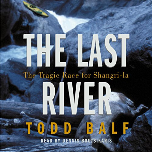 The Last River cover art