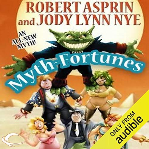 Myth-Fortunes Titelbild