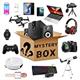 DDSGG Caja misteriosa, Caja Sorpresa de cumpleaños, Caja de la Suerte para Adultos, Regalo Sorpresa, como Drones, mandos de Juegos, dése una Sorpresa o como Regalo para Otros.