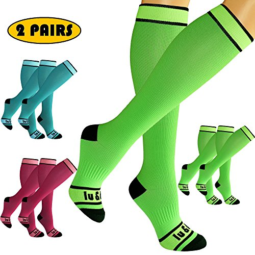 LU&BA Durable Compression Socks