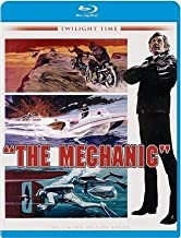 the mechanic dvd cover